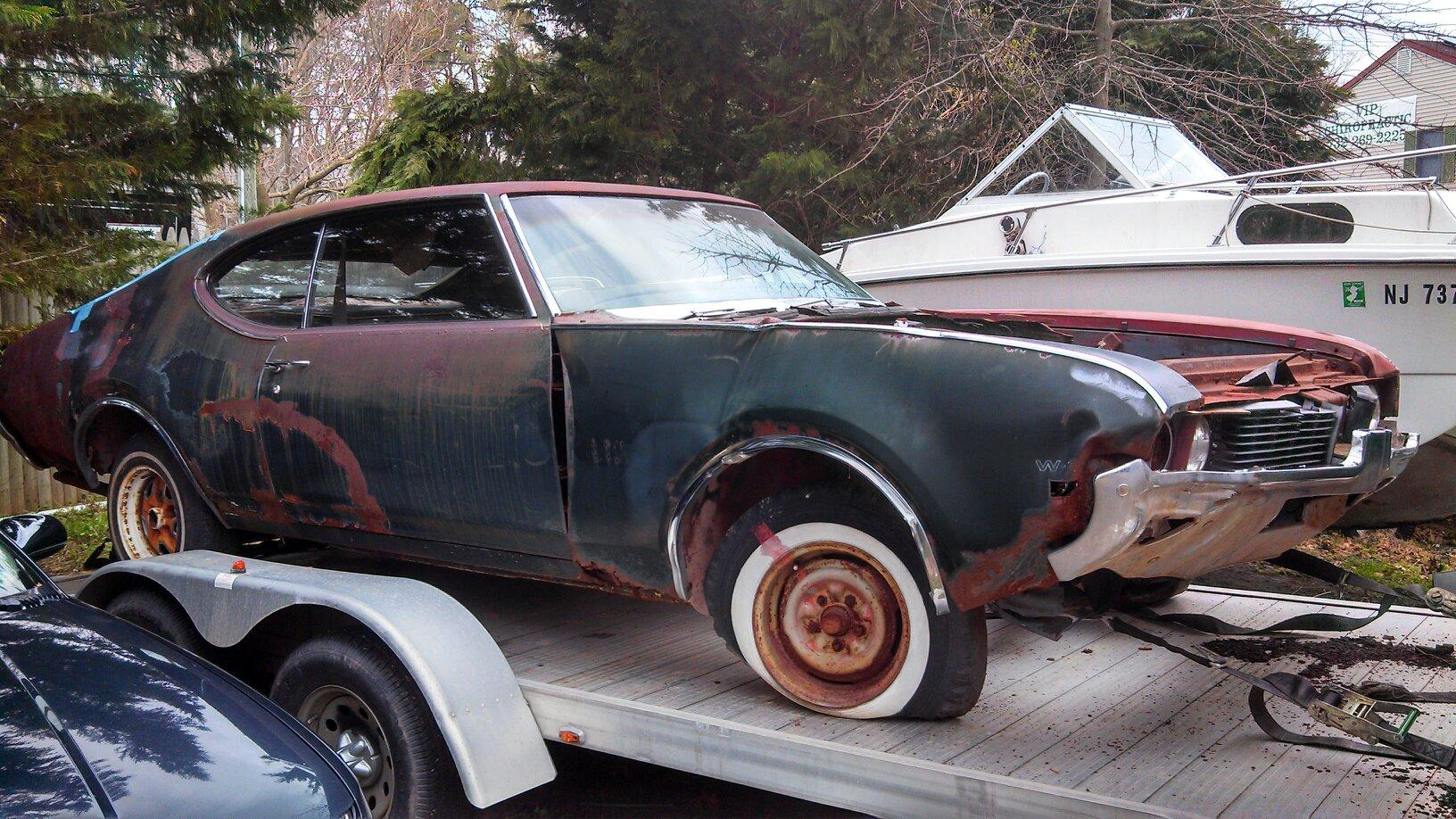 Ratty Muscle Cars Page 2 Gbodyforum 78 88 General Motors A