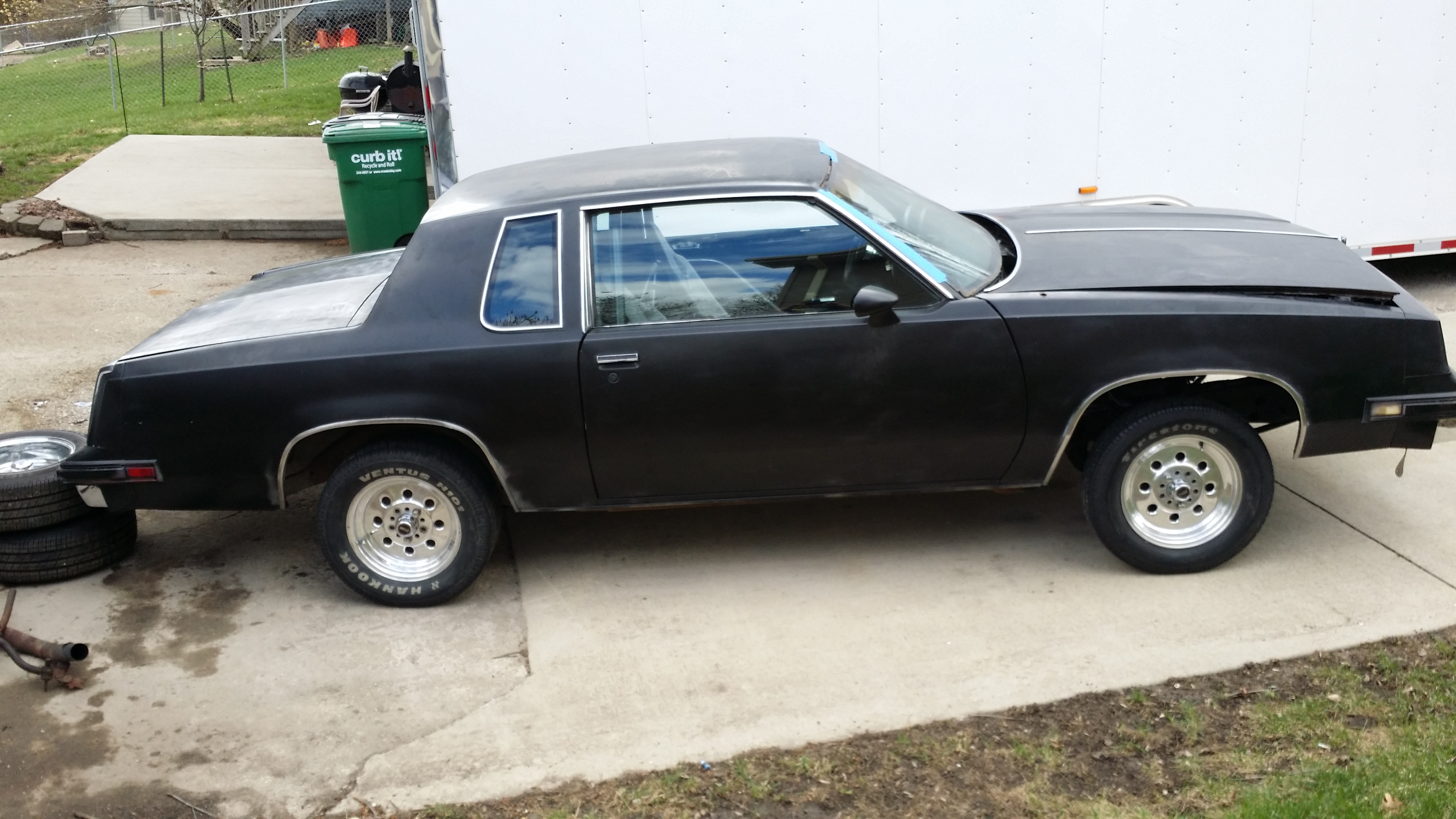 1986 budget drag build - GBodyForum - '78-'88 General Motors