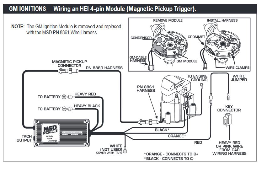 msd al hei wiring diagram msd wiring diagrams msd hei distributor wiring diagram
