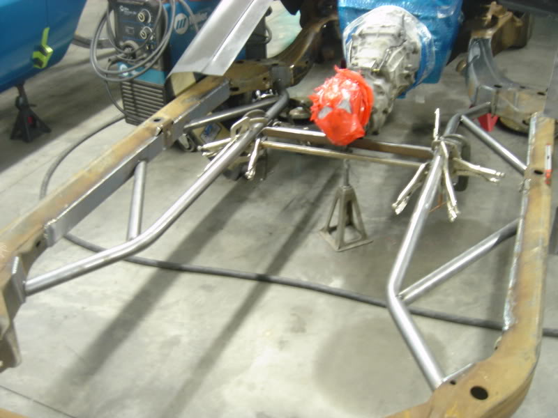 G Body Frame Modifications- looking for more info