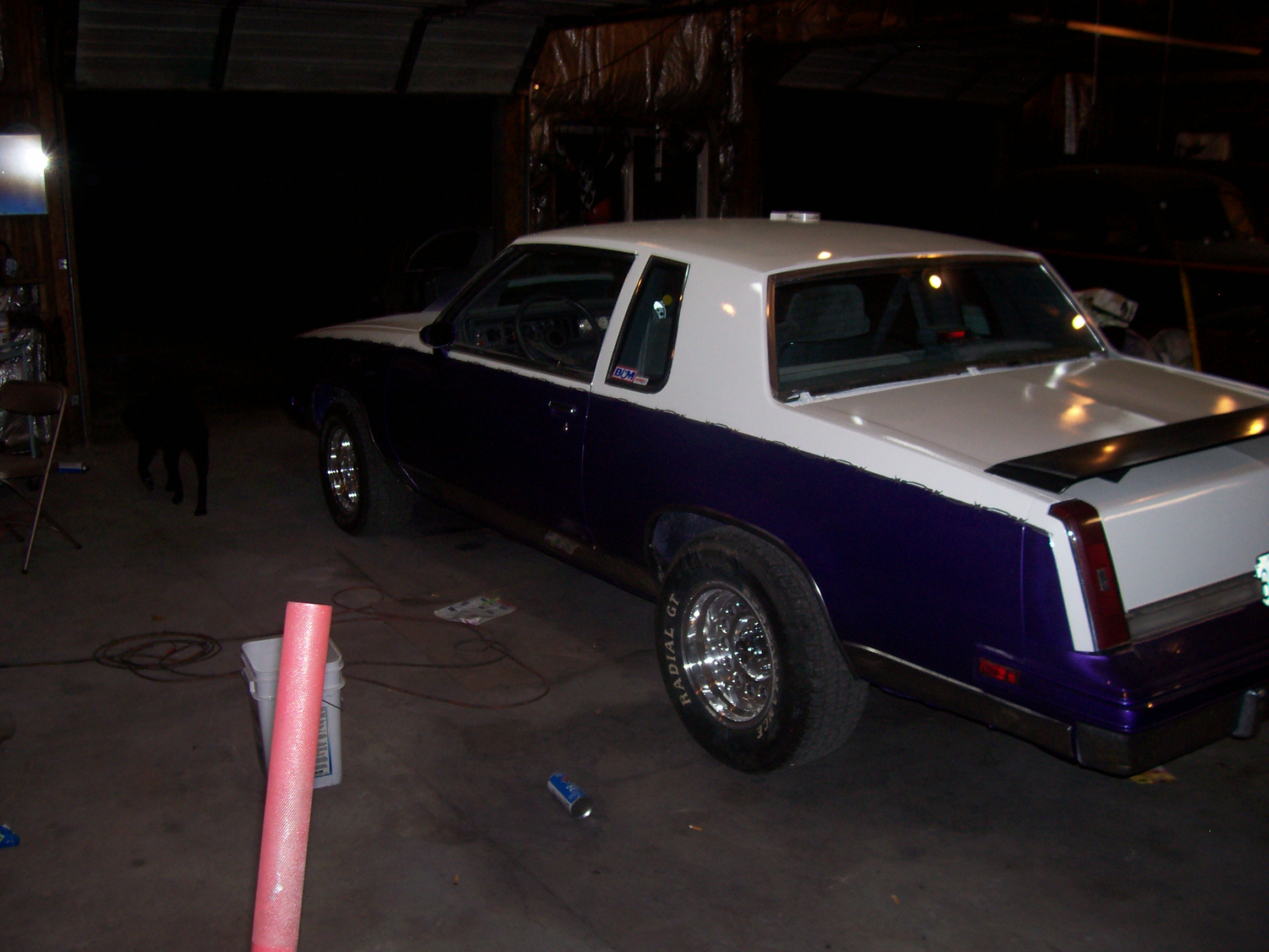 What custom colors look good on a Olds Cutlass G body