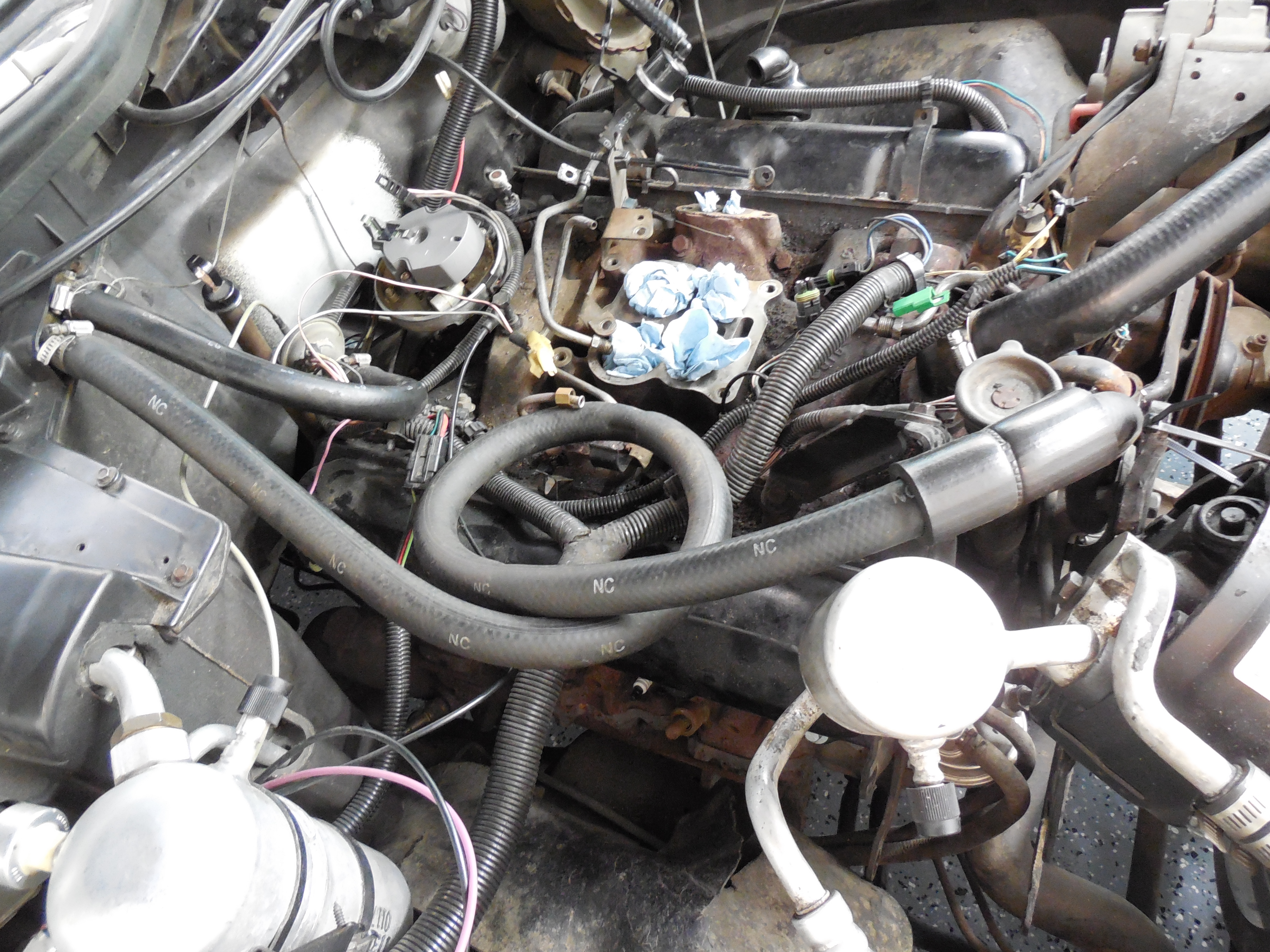 CCC Elimination on 83 OLDS 98 Coupe 307 - GBodyForum - '78