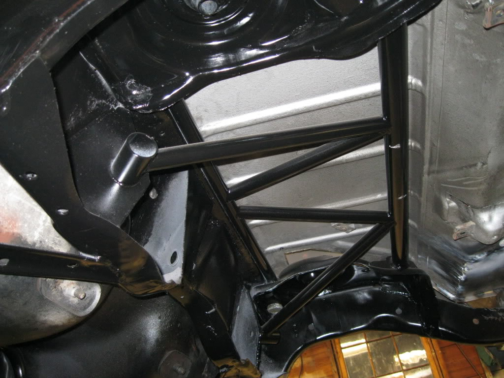 G Body Frame Modifications- looking for more info - GBodyForum - '78