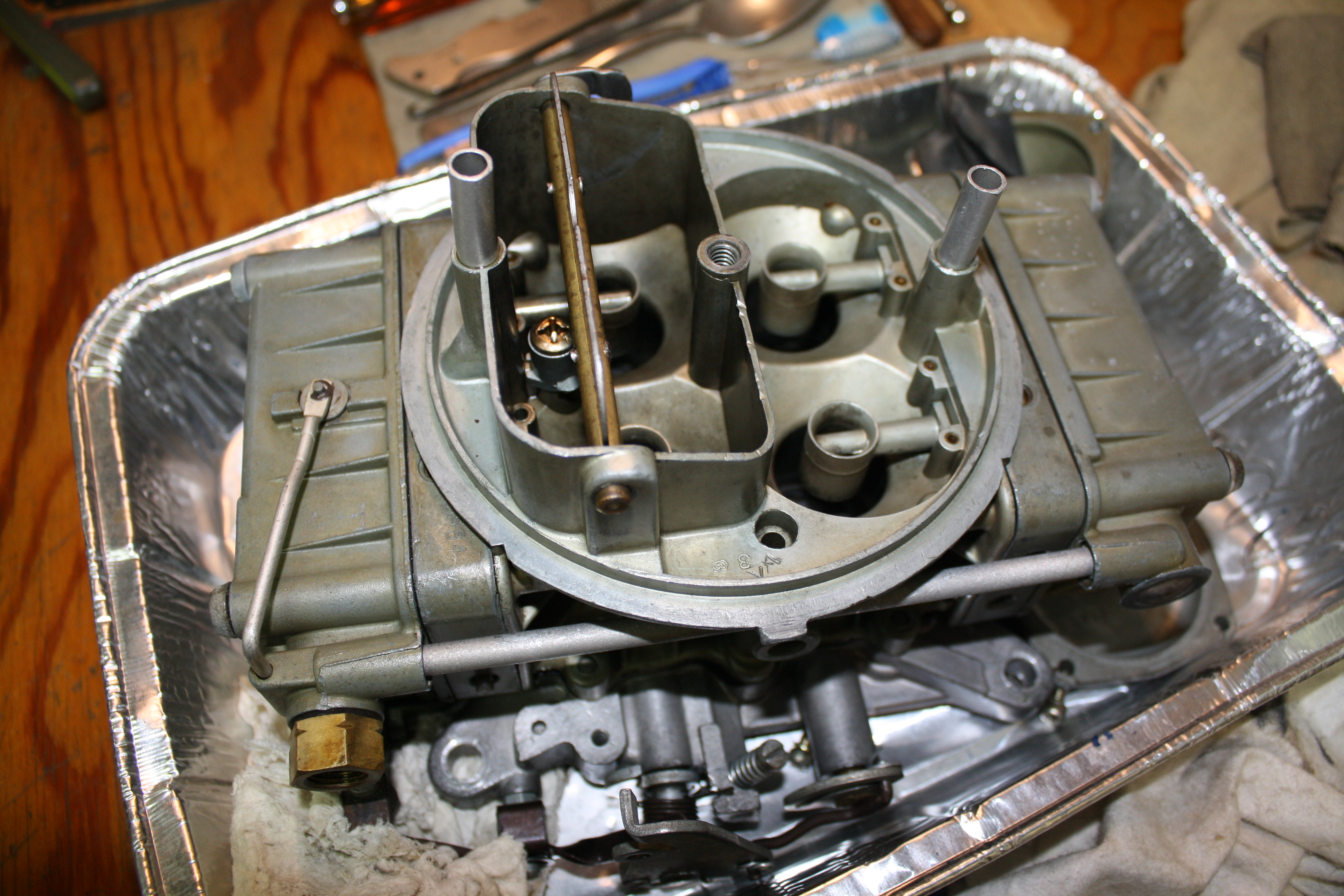 Holley Carb - Hesitating and Running Rich - GBodyForum - '78-'88