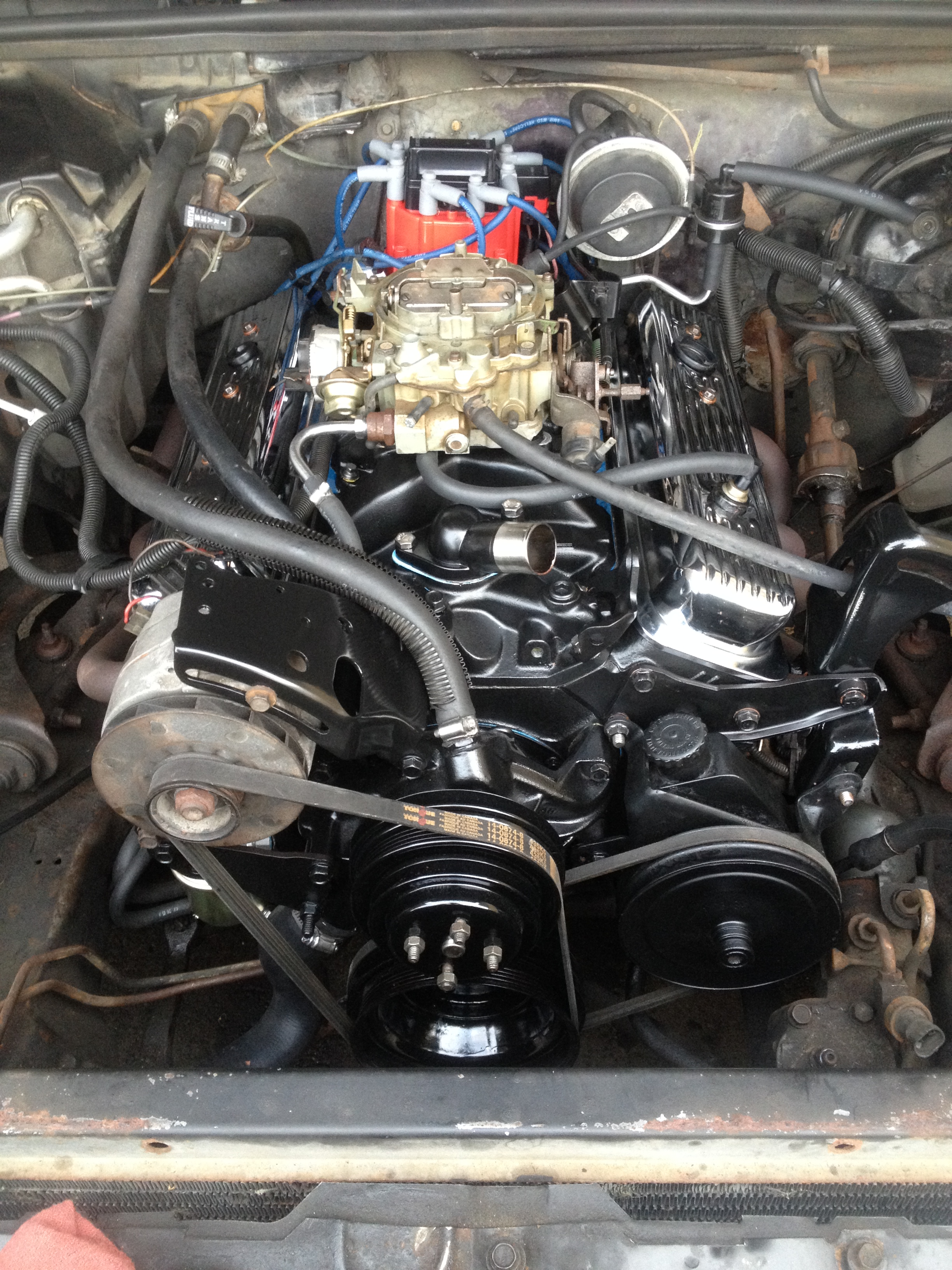 chevy ls engine conversion handbook ls engine swaps for muscle cars street rods imports and late model cars and trucks