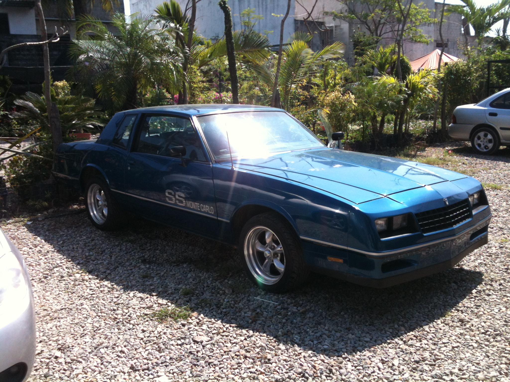 Mexican Monte Carlo SS VIN number decoding