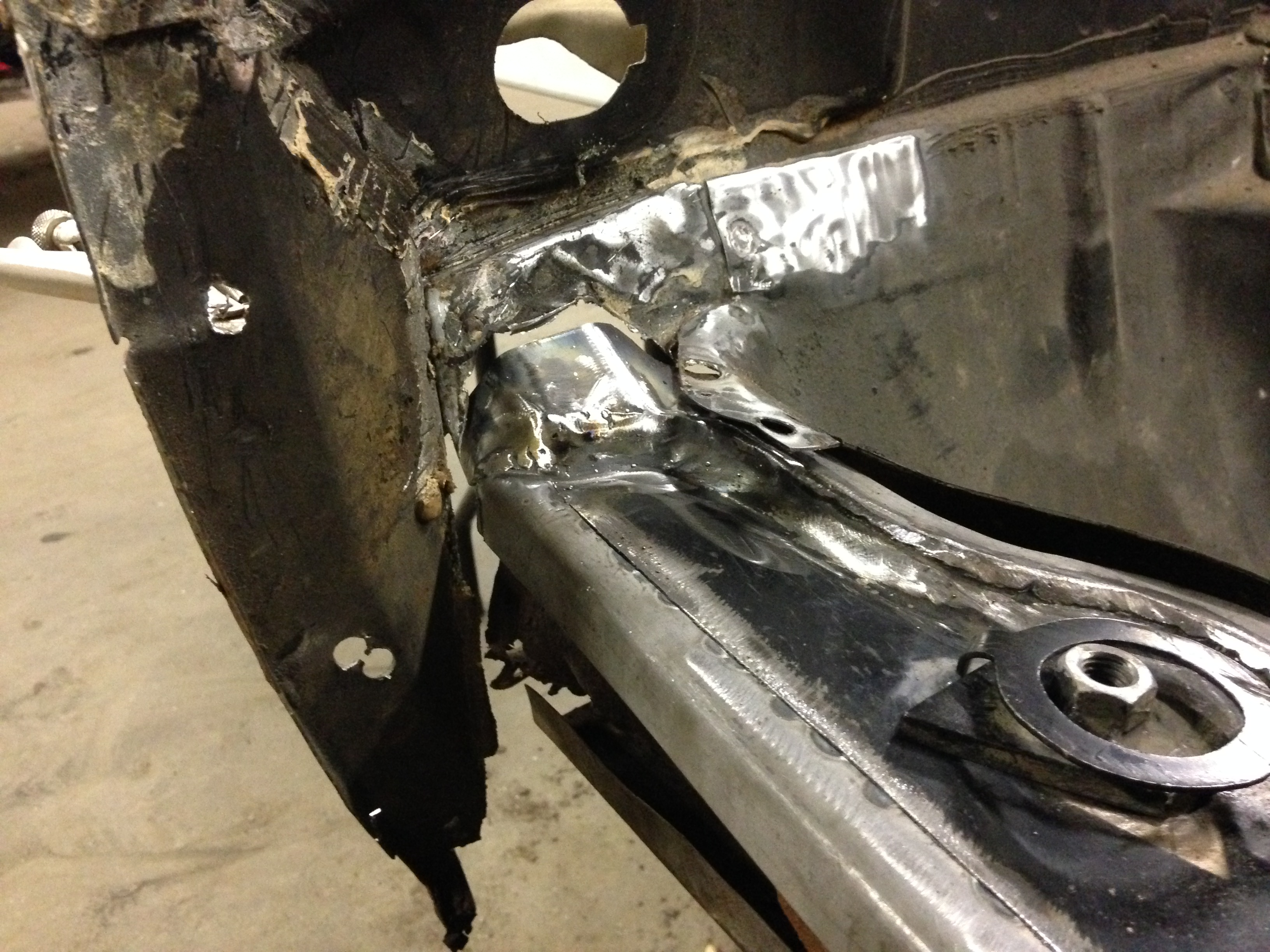 Another handy product we are sourcing from GBodyParts during our frame  overall is their Body Bushing to Frame Repair Washers. Since a lot of the G-Bodies  we ...