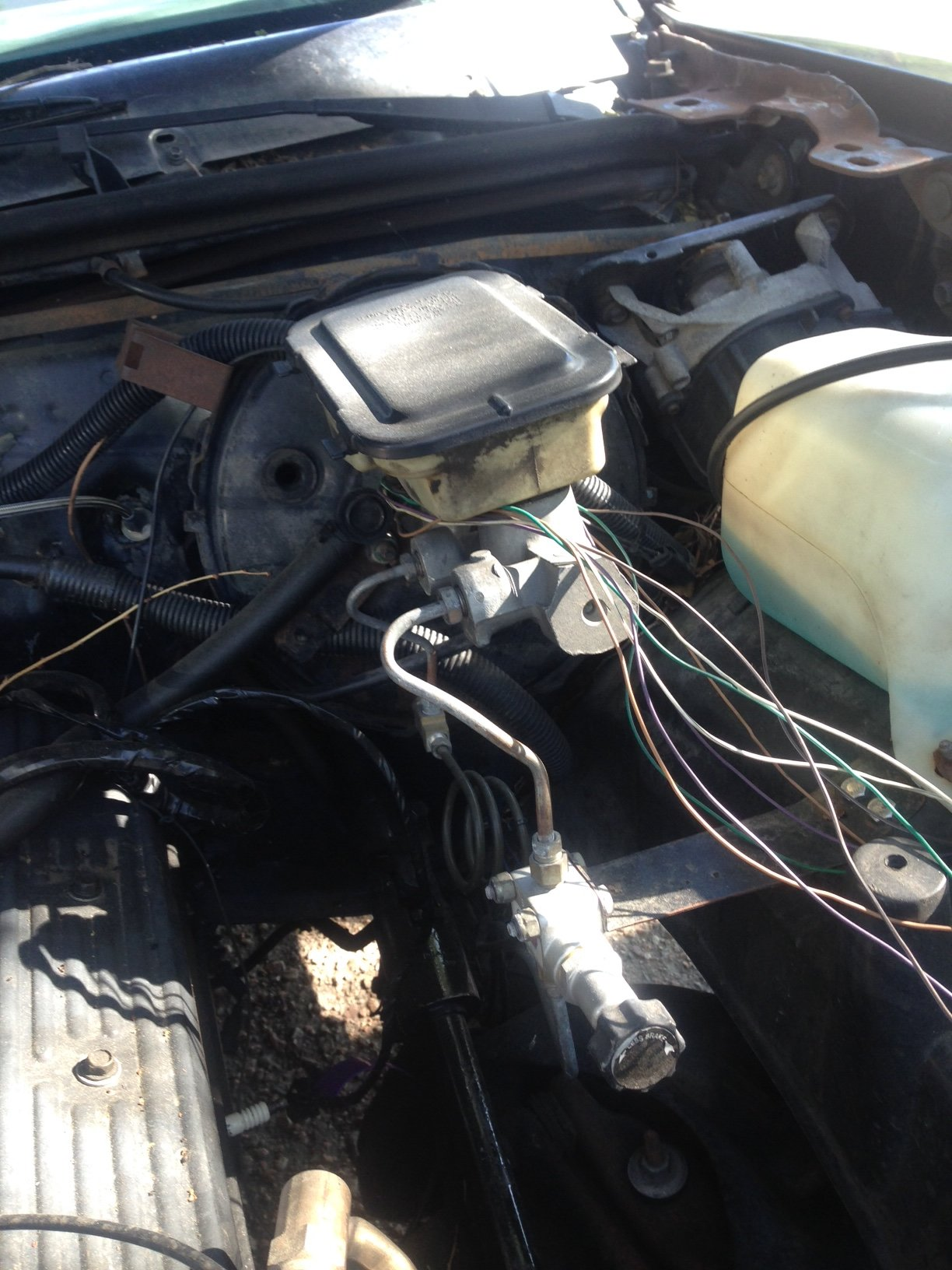 Disk/Disk Master Cylinder Discussion - GBodyForum - '78-'88