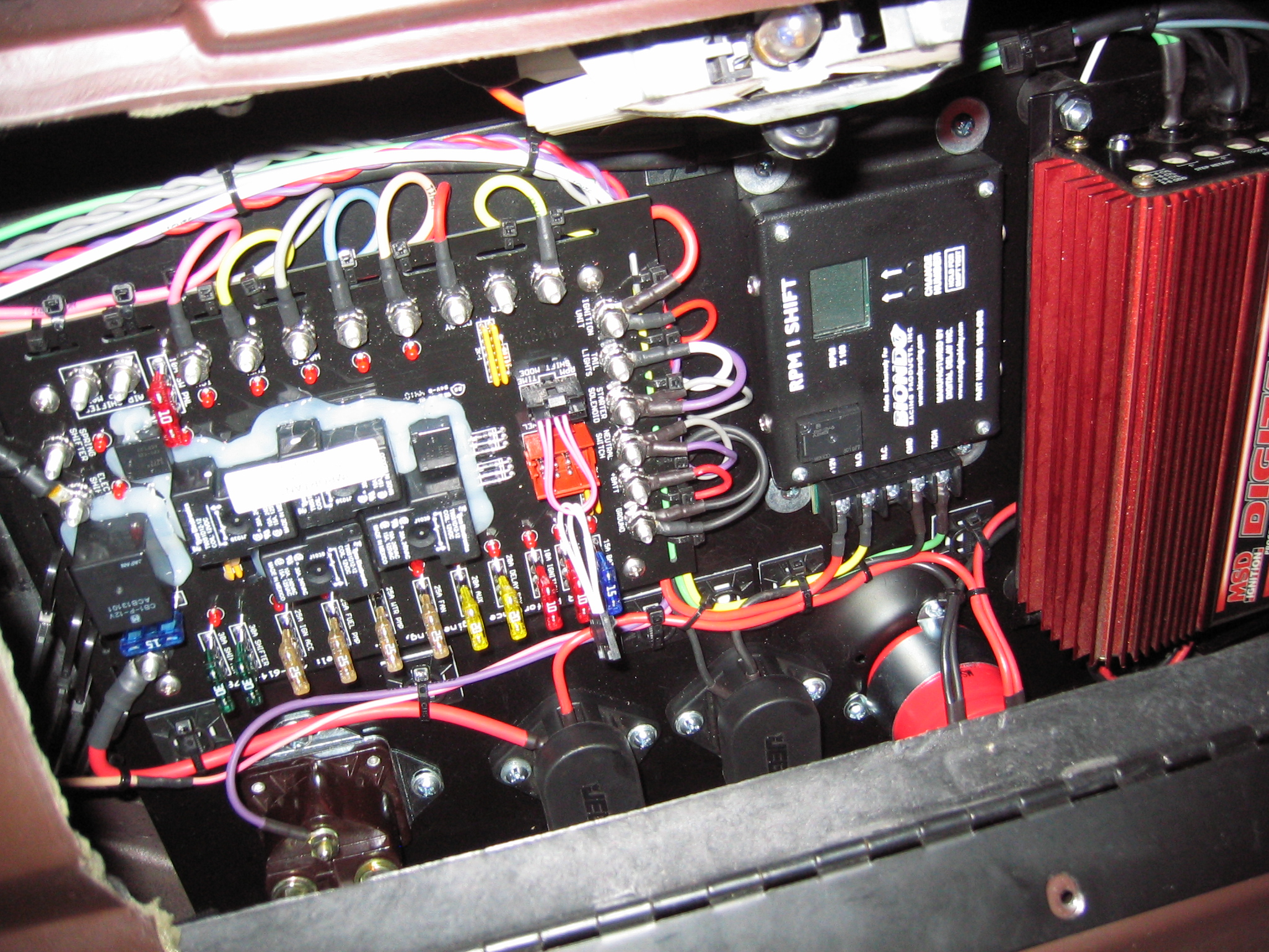extra wiring fuse block gbodyforum '78 '88 general motors a g f body fuse box relocation at gsmportal.co