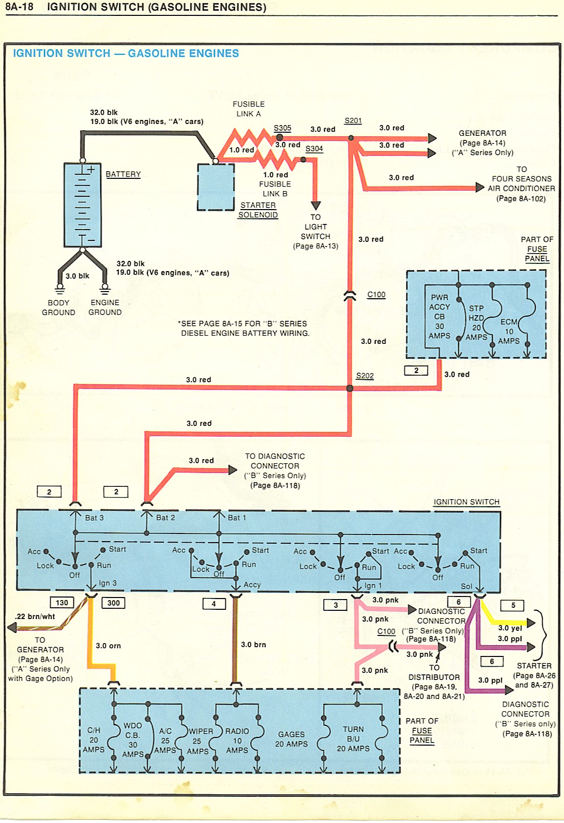 wiring issue page 2 gbodyforum '78 '88 general motors a g 85 Monte Carlo  Engine Wiring Diagram 1970 Monte Carlo Radio Wiring Diagram