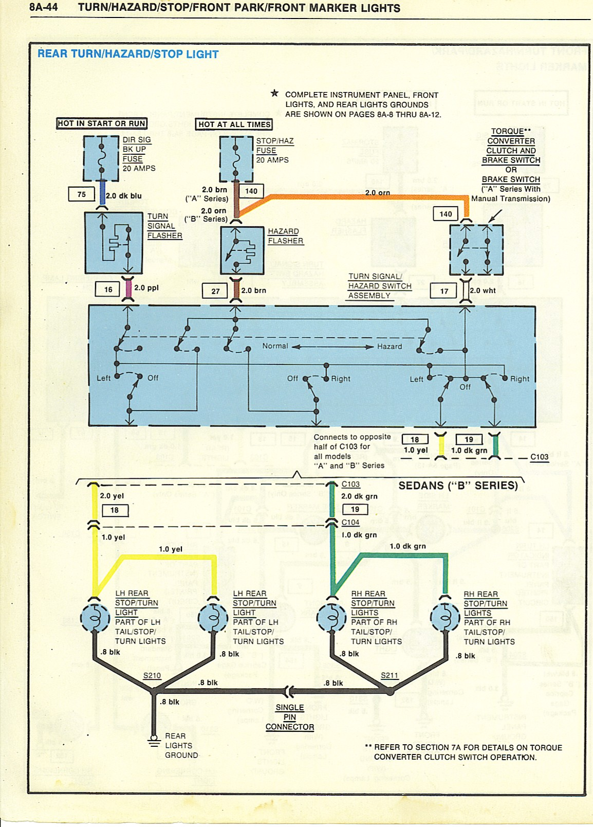 01 Bonneville Rear Blinker Wiring - Block And Schematic Diagrams •