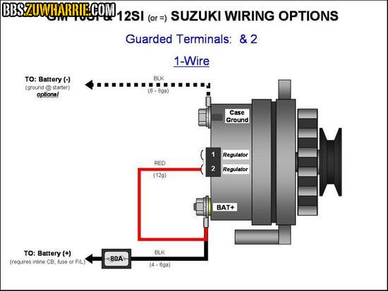 need help w alternator wiring gbodyforum 78 88 general motors rh gbodyforum com GM Delco Alternator Wiring Diagram 4 Wire Alternator Wiring Diagram