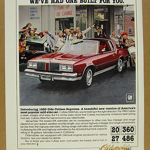 80 olds ad