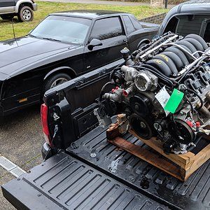 Bringing home the Monte's new power-plant