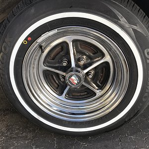 CaliWagon83's New 195/75-14 Tires