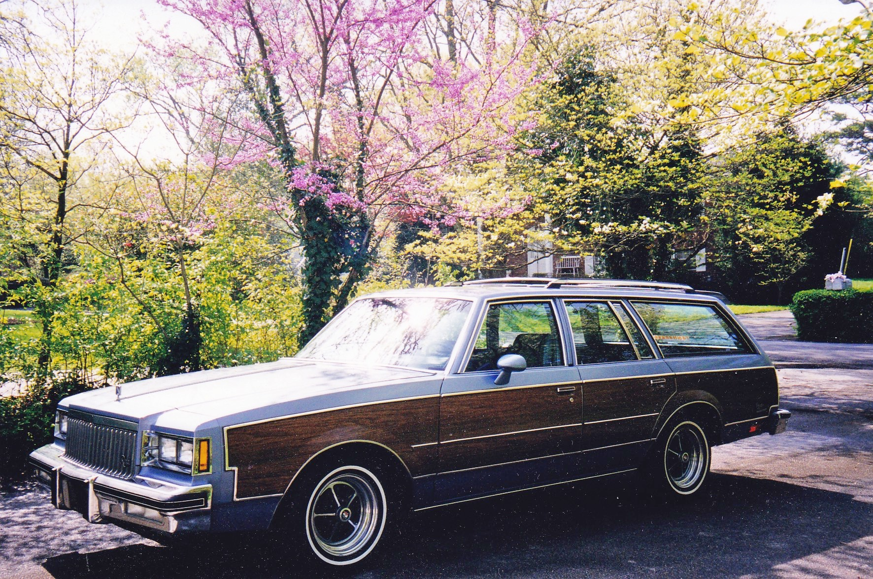 1983 Buick Regal Wagon Knoxville