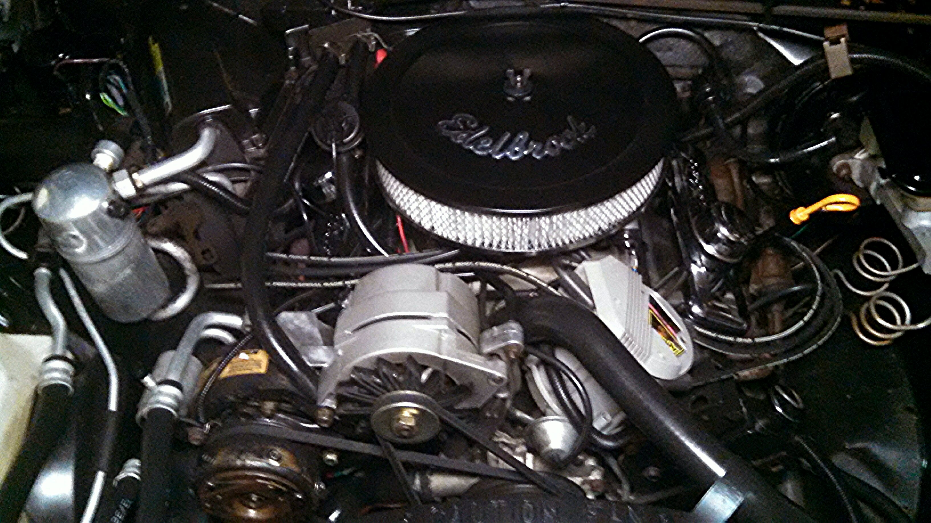 3 8 V6 231 Engine Modifications  - Gbodyforum
